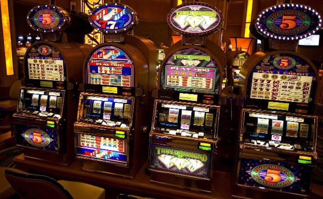 Игровые автоматы дарят бонусы и призы